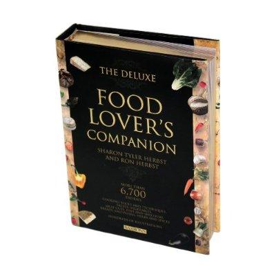 Grant Klovers Portfolio Culinary Book List