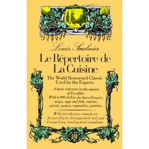 Grant klover 39 s portfolio culinary book list for Repertoire de la cuisine